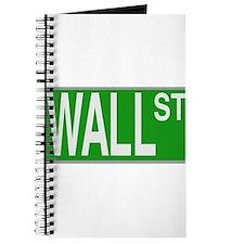 Wall Street Sign Journal