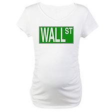 Wall Street Sign Shirt