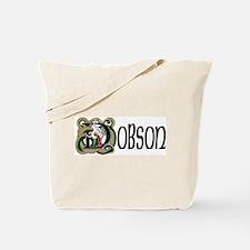 Dobson Celtic Dragon Tote Bag