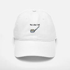 How I Roll (Duct Tape) Baseball Baseball Cap
