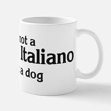 Spinone Italiano: If it's not Mug