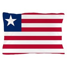 Flag of Liberia Pillow Case