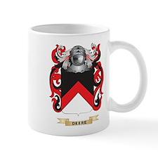 de la Cruz Coat of Arms Mug