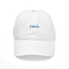 Read. Baseball Baseball Cap