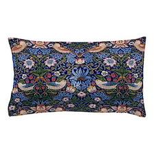 William Morris Strawberry Thief Pillow Case