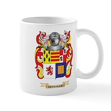 De Laborde Coat of Arms Mug