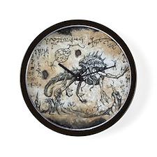 Spawn of Dagon Wall Clock