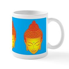 golden buddha Mug