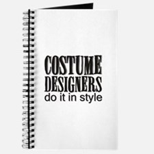Costume Designers do it in St Journal