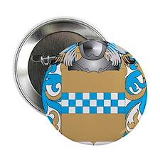 """De Marchi Coat of Arms 2.25"""" Button"""