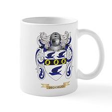 De Marinis Coat of Arms Mug