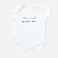 Fourier Transform Infant Bodysuit