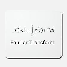 Fourier Transform Mousepad