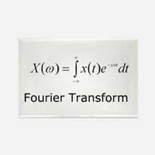 Fourier Transform Rectangle Magnet