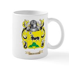 De Meulder Coat of Arms Mug