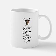 Keep Calm Carry Rum Mug