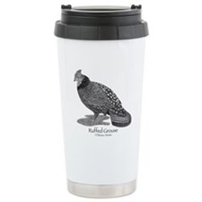 Ruffed Grouse Travel Mug