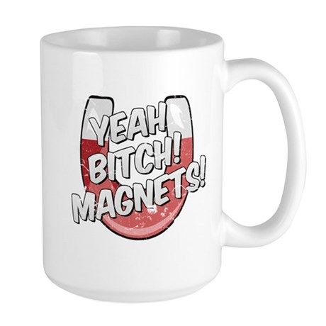 Yeah Magnets Large Mug