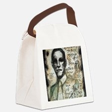 H.P. Lovecraft  Canvas Lunch Bag