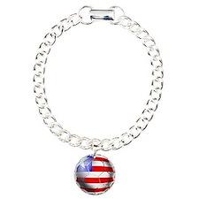 Liberia Soccer Ball Bracelet