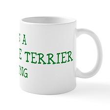 Kerry Blue Terrier thing Mug