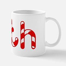 Ruth - Candy Cane Mug