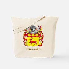 De Roos Coat of Arms Tote Bag