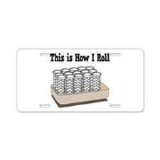 How I Roll (Hair Rollers/Curlers) Aluminum License