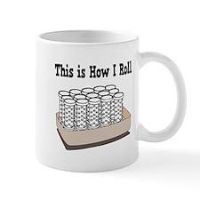 How I Roll (Hair Rollers/Curlers) Mug