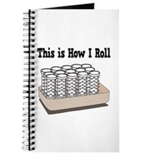 How I Roll (Hair Rollers/Curlers) Journal