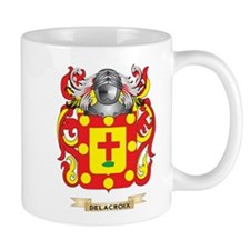 De Sanetis Coat of Arms Mug