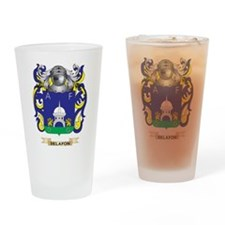 De Simone Coat of Arms Drinking Glass