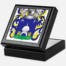 De Simone Coat of Arms Keepsake Box