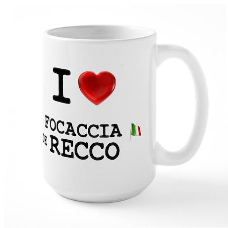 SNACKFOODS - ITALIAN - FOCACCIA DE RECCO Z Mug