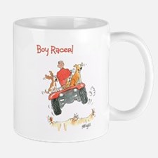 Boy Racer Mug