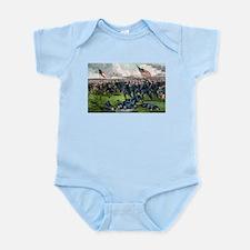 Battle of Corinth, Miss - 1862 Infant Bodysuit
