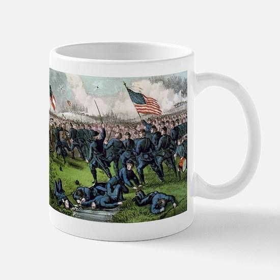 Battle of Corinth, Miss - 1862 Mug
