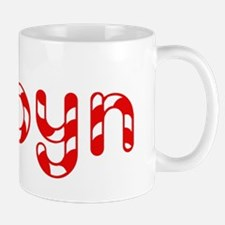 Robyn - Candy Cane Mug