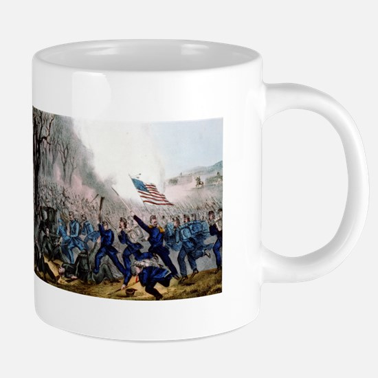 Battle of Mill Spring, Ky - 1862 20 oz Ceramic Meg