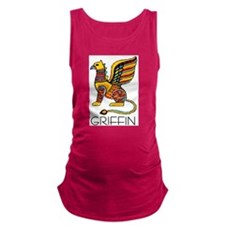 Colorful Griffin Maternity Tank Top