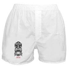 Chinese Mask Boxer Shorts