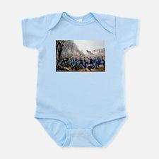 Battle of Mill Spring, Ky - 1862 Infant Bodysuit