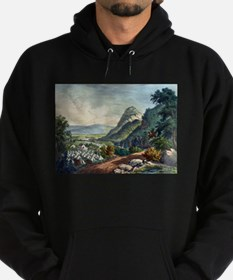 The valley of the Shenandoah - 1864 Sweatshirt