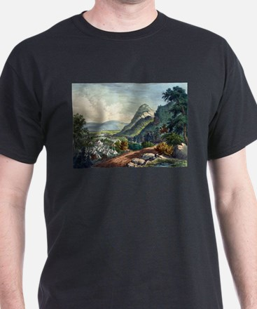 The valley of the Shenandoah - 1864 T-Shirt