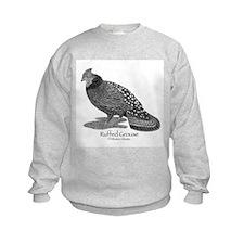 Unique Game bird Sweatshirt