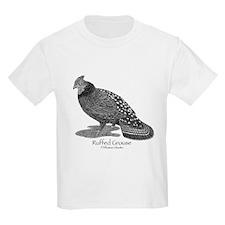 Unique Ruffed T-Shirt
