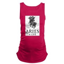 Aries 4 Life Maternity Tank Top