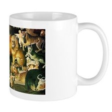PEACEABLE KINGDOM  Mug