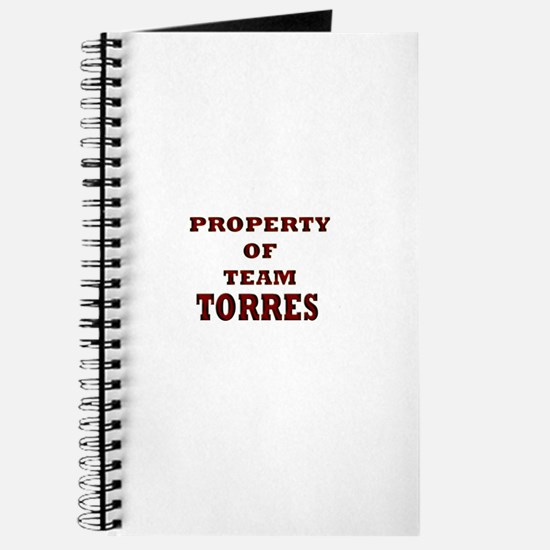 property of team Torres Journal