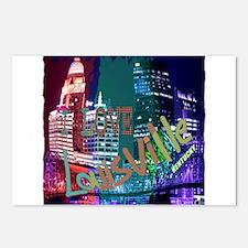 Louisville Postcards (Package of 8)